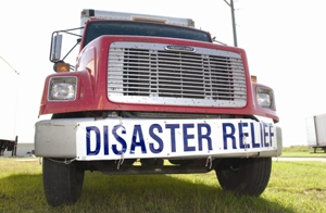 Disaster Truck