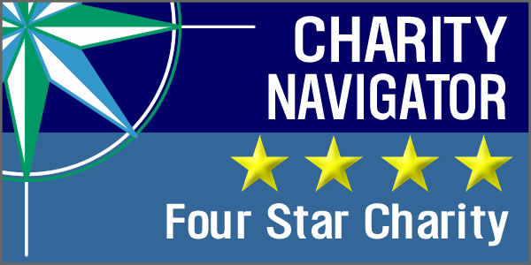 Second Harvest Food Bank of Central Florida ranked a 4 Star charity by Charity Navigator