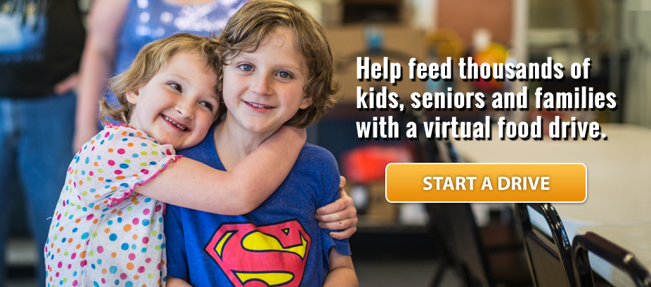 Help feed thousands of kids, seniors and families