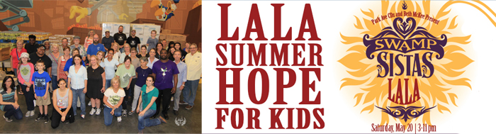 Lala Summer Hope for Kids