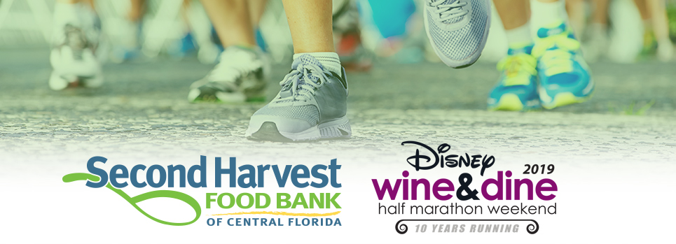 Thank you for outrunning hunger with Second Harvest Food Ban