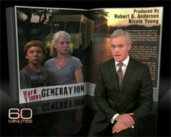 60 Minutes: Hard Times Generation
