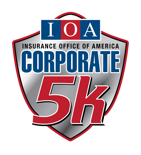 Corporate 5K IOA logo