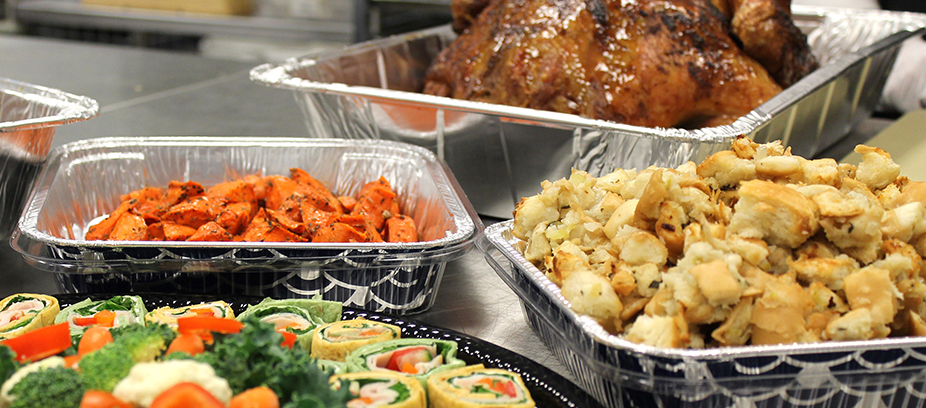 Holiday Catering by Second Harvest Food Banks Catering for Good program offerings