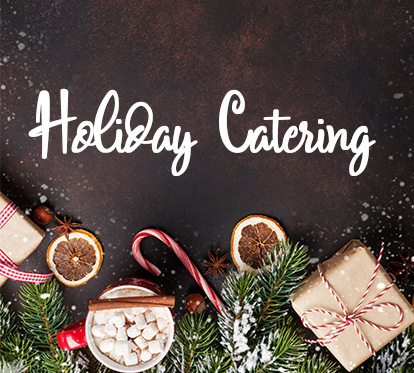 Other ways to give - Holiday Catering