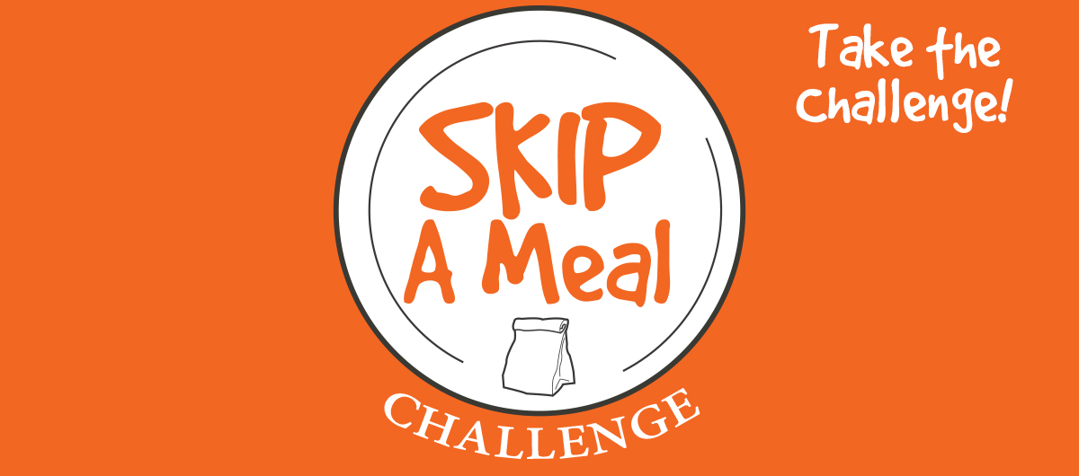 Skip a Meal challenge
