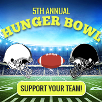 5th Annual Hunger Bowl Championships