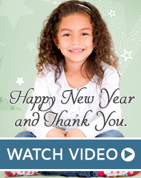 Happy New Year from Second Harvest Food Bank