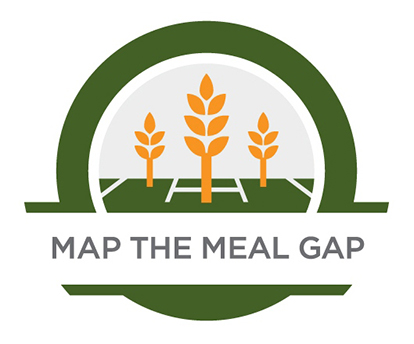 The Map the Meal Gap 2018