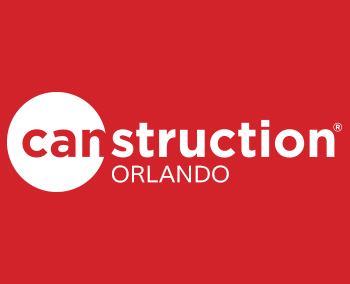 Canstruction Orlando