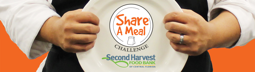 Share a meal and challenge your friends during Hunger Action