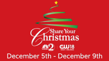 Wesh 2's Share Your Christmas