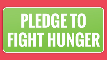 Take the pledge to fight hunger in Central Florida