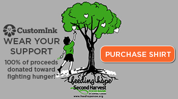 Order your Feeding Hope shirt