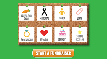 Make a difference by starting a FUNdraiser