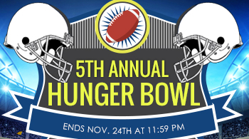 5th Annual Big Ten Hunger Bowl