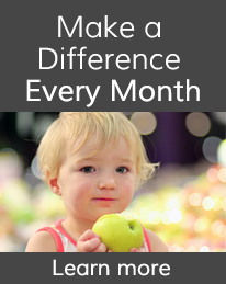Make a difference every month