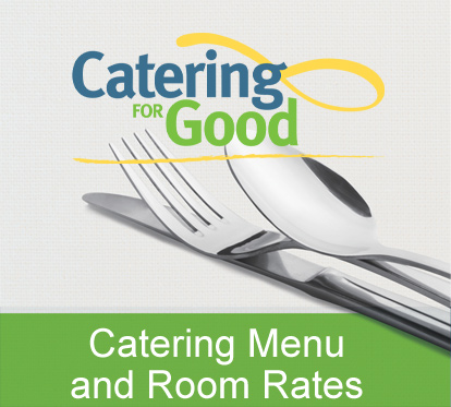 view catering menu and room rates