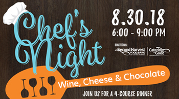 Join us for a night of chocolate, cheese and wine