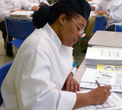 Culinary Training Program Application