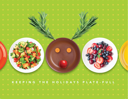 Keeping the Holidays Plate-full