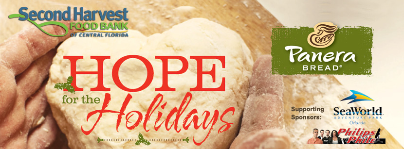 Hope for the Holidays - Panera Bread Challenge