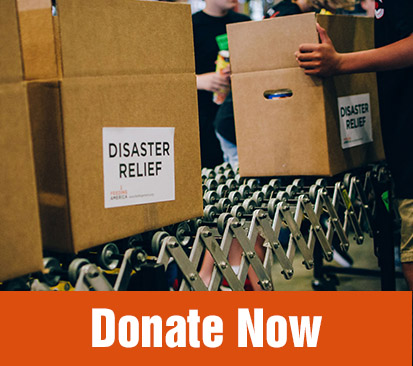 Give towards disaster relief!