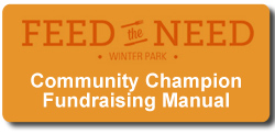 Community Champion Fundraising Manual