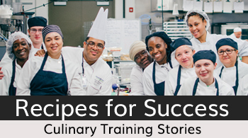 Second Harvest Recipe for Success Stories