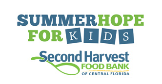Second Harvest Food Bank of Central Florida Food Drive