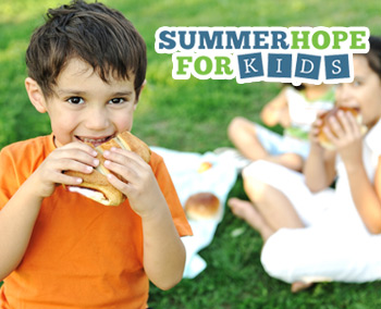 Help feed kids this summer with your virtual food drive