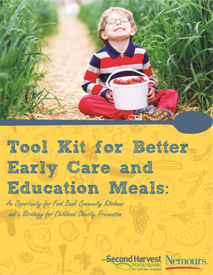 Tool Kit for Better Early Care and Education Meals