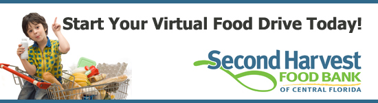 Start Your Virtual Food Drive Today!