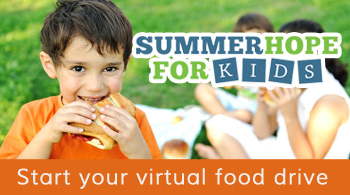 Start your virtual food drive today