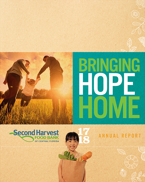 2017/2018 Annual Report Bringing Hope Home