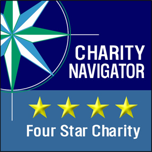 Second Harvest Food Bank has received 4 stars