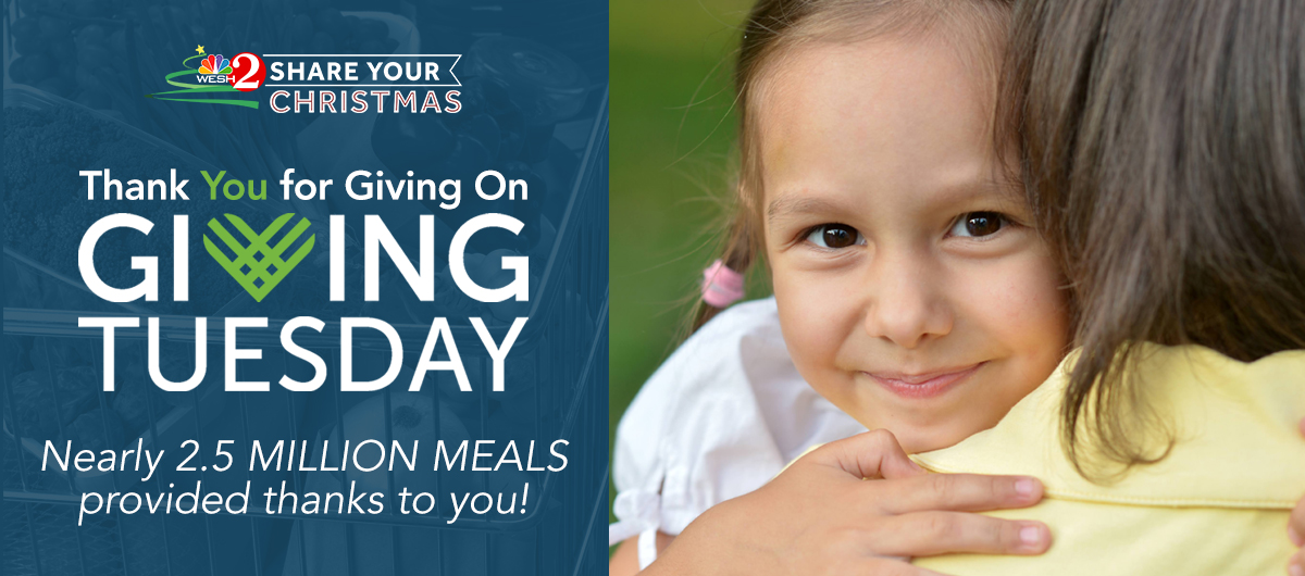 Thank You for Giving on #GivingTuesday