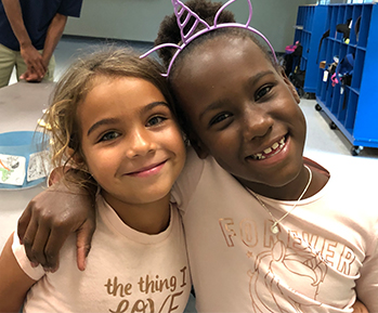 Stories of Hope & Courage– Alaina and Nola's Story