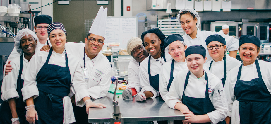 Culinary Training Program at Second Harvest Food Bank