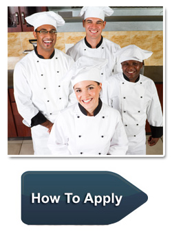Second Harvest Culinary Training Program - How to Apply